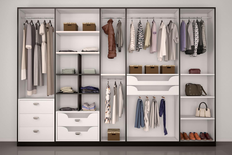 Custom builtin wardrobes Castlebar Ballina Swinford Co Mayo